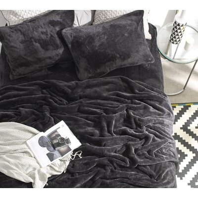Pontiff Original Sheet Set Size: California King, Color: Black