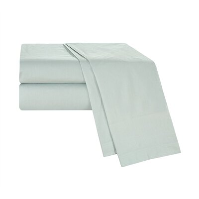 Boulevard Sheet Set Size: King, Color: Glacier Gray