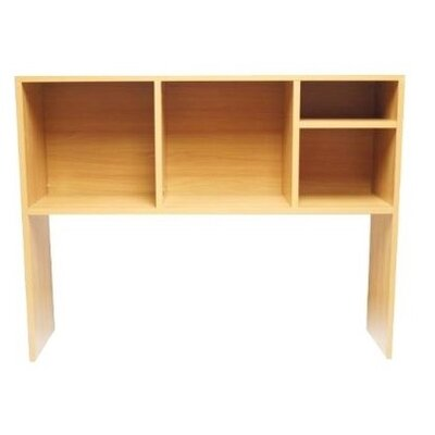 The Cube Desk Bookshelf Finish: Beech