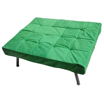 Philson Convertible Sofa Upholstery: Spring green