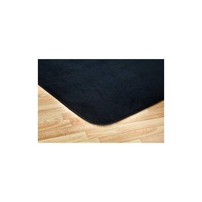 Piekarz Black Area Rug Rug Size: 5 x 8