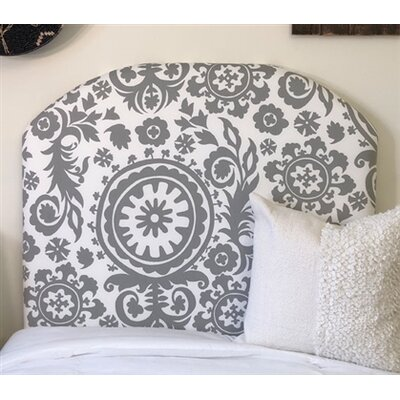 Hovey Arched Twin/Twin XL Upholstered�Panel Headboard