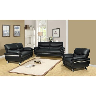 Willingham 3 Piece Living Room Set
