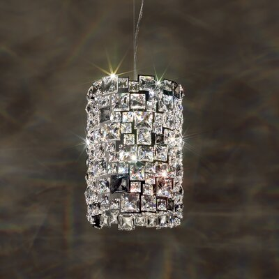 Mosaix 4-Light Crystal Pendant