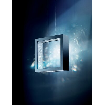 ReveaLED Open 8-Light LED Kitchen Island Pendant Base Finish: Earth Black, Color Temperature: 4000K