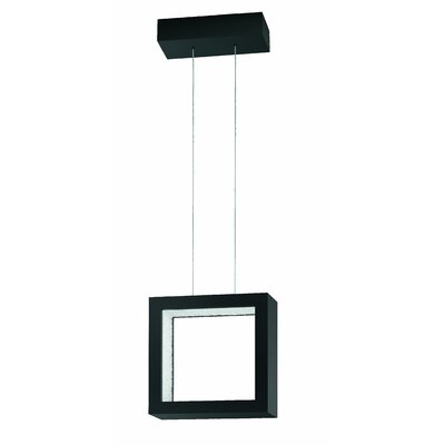 ReveaLED Open 8-Light LED Kitchen Island Pendant Base Finish: Glimmer Silver, Color Temperature: 4000K