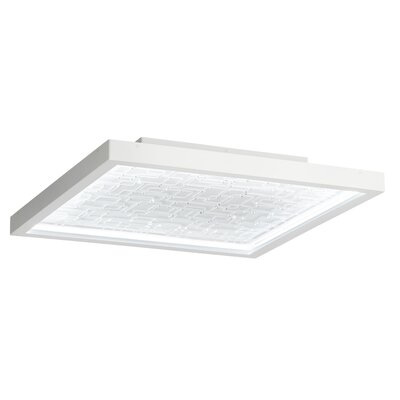 Candesco Close to Ceiling 4-Light Flush Mount Color Temperature: 3000K