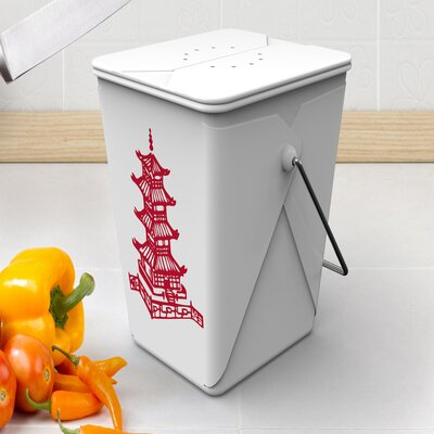 Take Out 0.75 Gal. Kitchen Composter