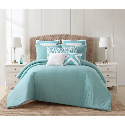 Oxford Comforter Set Size: Twin XL