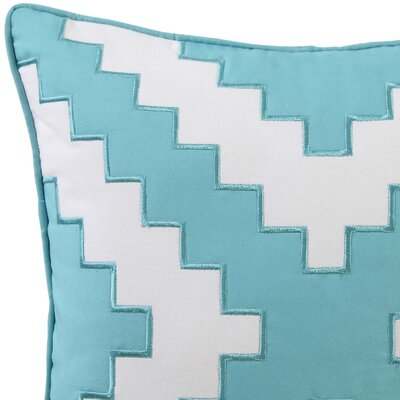Oxford Printed Decorative Throw Pillow