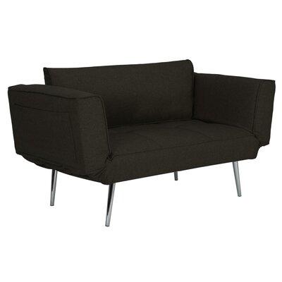 Euro Futon Upholstery: Black