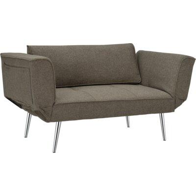 Euro Futon Upholstery: Gray