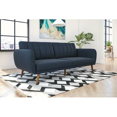Novogratz 2115629N Brittany Convertible Sofa Upholstery