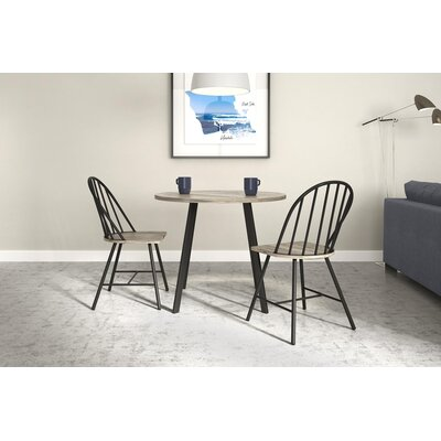 Leo 3 Piece Dining Set
