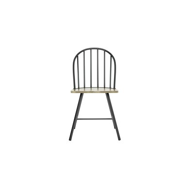 Leo Farmhouse Solid Wood Dining Chair