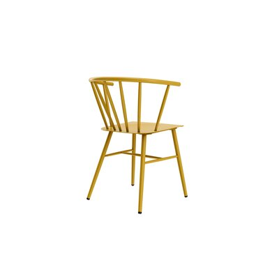 Campbell Side Chair Finish: Mustard Yellow