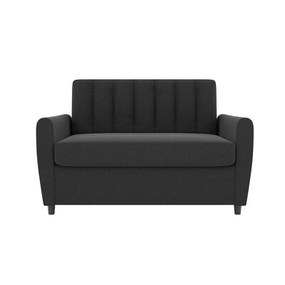 Brittany Sleeper Sofa Upholstery: Gray