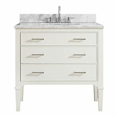 Leia 37 Single Bathroom Vanity Set