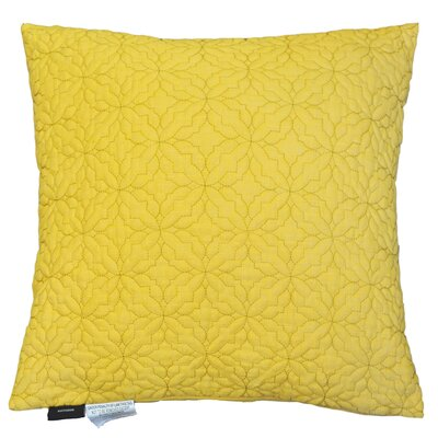Throw Pillow Color: Merigold