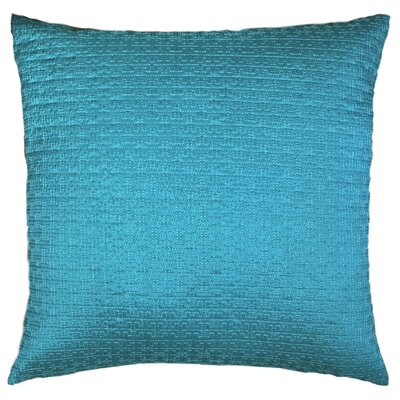 Throw Pillow Color: Marine