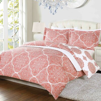 Byrd 4 Piece Twin Comforter Set