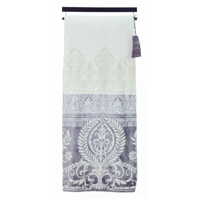 Luxurious Printed Plush Throw