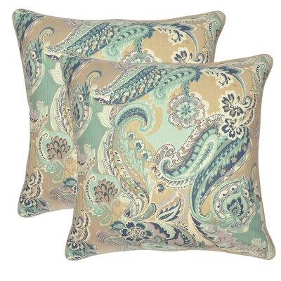 Elmhurst Decorative 100% Cotton Throw Pillow