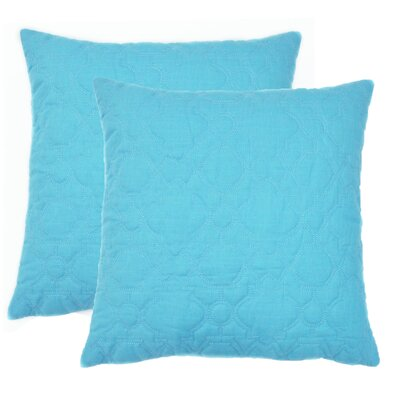 Denby Quilted Throw Pillow