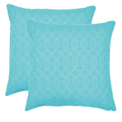 Hamilton Quilted Throw Pillow