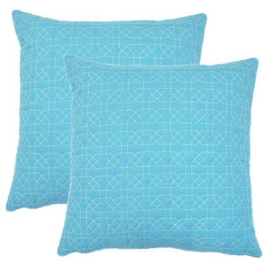 Dendy Quilted Throw Pillow