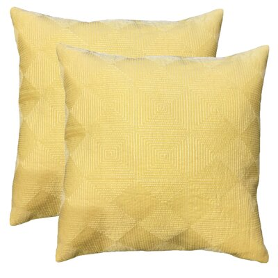 Dudley Quilted Throw Pillow