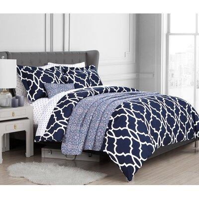 Ardentown 10 Piece Reversible Comforter Set