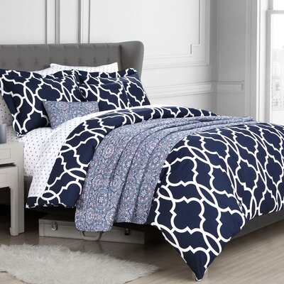 Bayswater 10 Piece Reversible Comforter Set