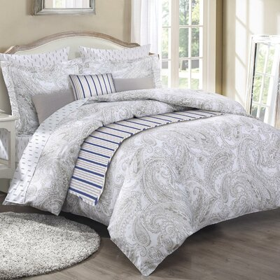 Englehart 10 Piece Reversible Comforter Set