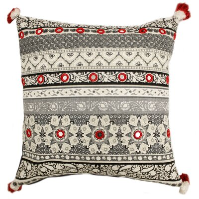 Luca Cotton Throw Pillow