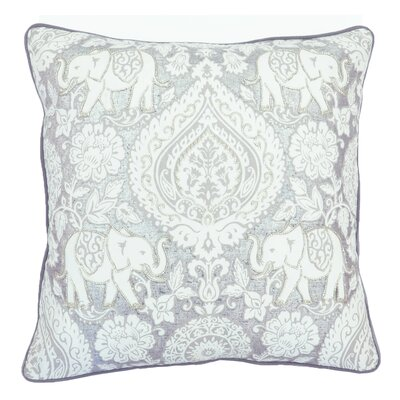 Lucas Cotton Throw Pillow