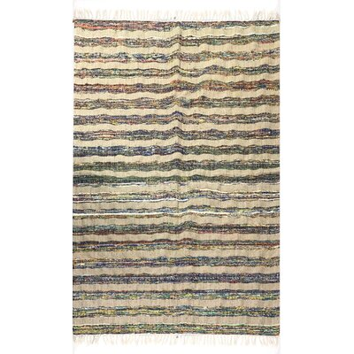 Notebook Bodhan Beige Area Rug Rug Size: 5 x 8