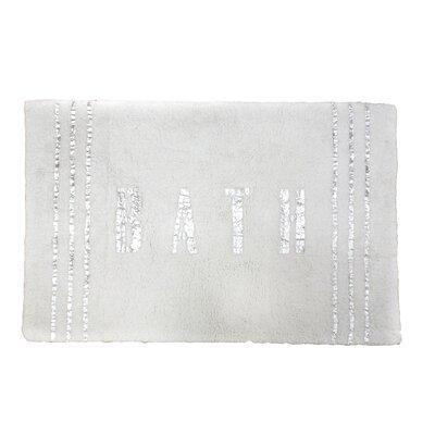 Border Bath Rug