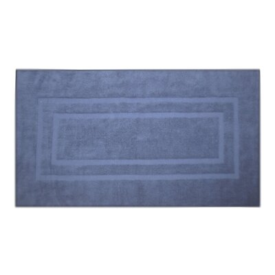 Plain Bath Rug Color: Egyptian Blue