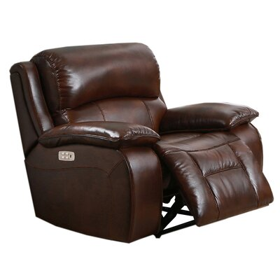 Westminster II Leather Recliner