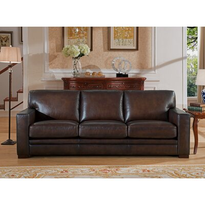 Ballaghmore Leather Sofa