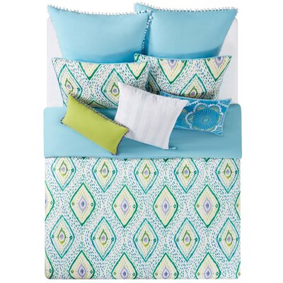 Thia Comforter Set Size: King