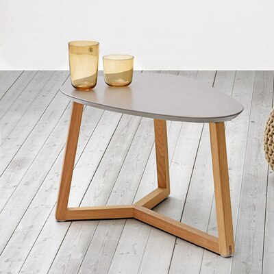 Marina Coffee Table Top Color: Dark Gray