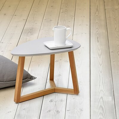 Marina Coffee Table Top Color: Light Gray