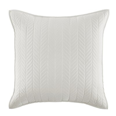 Classic Quilted Sham Size: Euro
