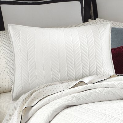 Classic Quilted Sham Size: King