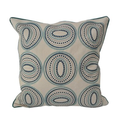 Connelly Embroidered Throw Pillow