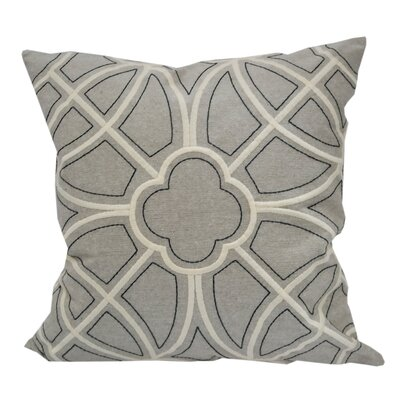 Constantia Embroidered Throw Pillow