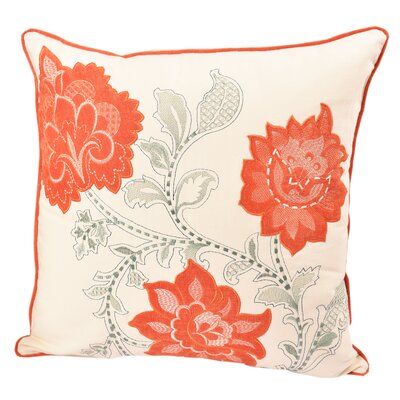 Bretenieres Embroidered Throw Pillow