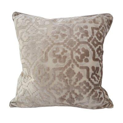 Heswall Modern Throw Pillow Color: Tan